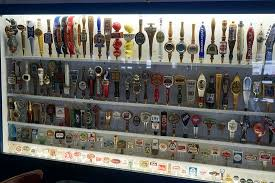 Chart House Fairport Ia A Wall Of Taps Picture Of The Lighthouse Restaurant