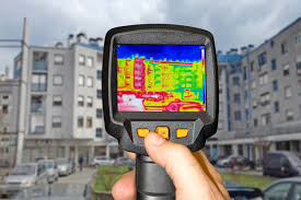 Masonry Building Infrared Thermography | TSI Energy Solutions
