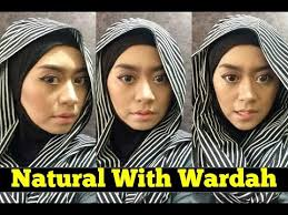 tutorial makeup natural dengan wardah kosmetik halal you