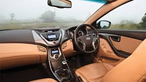 hyundai elantra interior 2013. the elantrau0027s cabin is modern and a nice place to be in hyundai elantra interior 2013