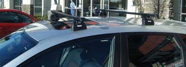 <b>Mazda 3</b> Roof Rack - <b>Thule</b> 460 Podium