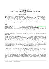 Template Of A Contract Between Two Parties 24 Lovely Example Of Agreement Between Two Companies Images Sample