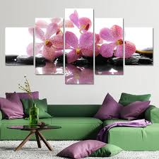 2018 frameless canvas photo prints purple orchid wall art picture canvas paintings home decor wall artwork giclee paintings from samwu333 18 1 dhgate  on purple orchid wall art with 2018 frameless canvas photo prints purple orchid wall art picture