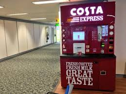 Costa Vending Machine Delectable Tanveer Sharif On Twitter Costa Machine Is A Huge Success In