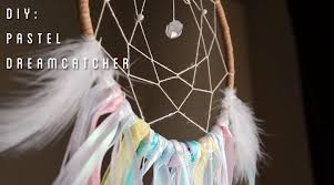 Dream Catcher Making Supplies Pastel Dreamcatcher DIY Tiffyquake 81