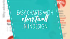 How To Create Pie Chart In Indesign How To Use Chartwell To Create Charts In Adobe Indesign Cc
