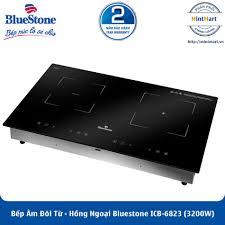 Bếp Âm Đôi Từ - Hồng Ngoại Bluestone ICB-6823 (3200W) - Hàng Chính Hãng -  mintmart.vn