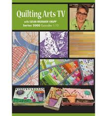 Quilting Arts TV Series 1700 DVD - Art Quilting & Quilting Arts TV Series 2000 DVD Adamdwight.com