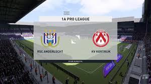 Anderlecht vs Kortrijk | Jupiler Pro League 21 February 2021 Prediction -  YouTube