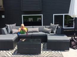 ohana patio furniture seating set