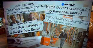 Small Picture Home Depot investigates possible data breach Videos CBS News