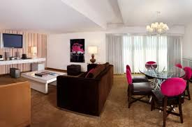 Caesars Travel Agents  Properties  Las Vegas  Flamingo  Rooms - Cosmo 2 bedroom city suite