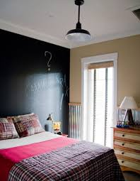 View In Gallery. This Lovely Boyu0027s Bedroom Also Has A Chalkboard Wall.