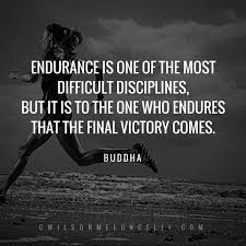 Endurance Quotes Best Best Health And Fitness Quotes Endurance Is The Ability Or