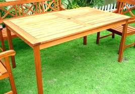 wooden outdoor table plans. Outdoor Table Plans Wooden Wood Patio How To Build An Garden Diy