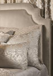 velvet headboard queen. Wonderful Queen Lili Alessandra Headboard Queen MARILYN SILVER VELVET HEADBOARD To Velvet