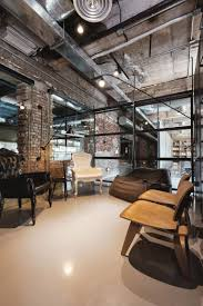 office ceilings. Office Ceilings. Industrial Features Exposed Bricks \\u0026 Concrete Ceilings 1