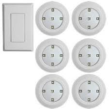 wireless under the cabinet lights with a wireless switch super cool cabinet light switch