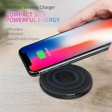 NILLKIN <b>QI</b> Mini <b>Fast Wireless Charger</b>