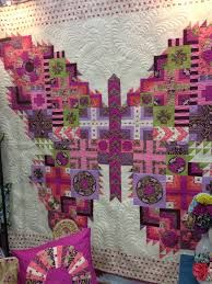 Quilting Is My Therapy Tula Pink's Butterfly Quilt- Angela Walters ... & tula pinks quilt market booth Adamdwight.com