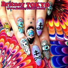 britneytokyo: My little poney gel Nail Art by Britney TOKYO ...