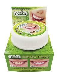 <b>Зубная паста</b> RasYan <b>Green Herb</b> Herbal Clove Toothpaste ...