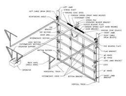 parts of a garage doorBest 25 Garage door supply ideas on Pinterest  Garage