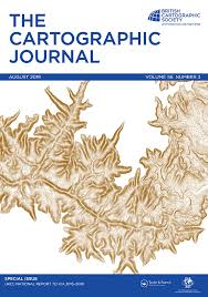 Uk National Report 2015 2019 The Cartographic Journal Vol