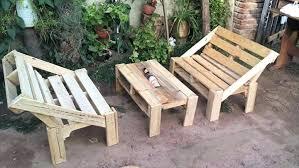 wooden pallet garden furniture. Unique Wooden Garden Furniture From Wooden Pallets Pallet Lawn  Patio Set Outdoor For Wooden Pallet Garden Furniture A