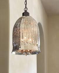 mercury glass lighting fixtures. magnificent artistic design of mercury glass pendant light fixtures tulip flower shaped orange u2026 lighting