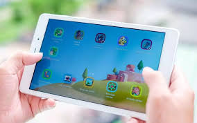 Máy tính bảng Samsung Galaxy Tab A8 T295 (2019) Màn hình 8-inch - Pin  5100mAh Hàng Chính Hãng - Bảo hành 12 Tháng