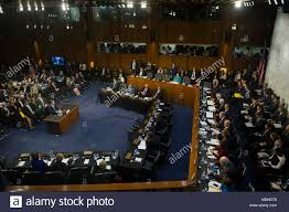 facebook office in usa. Washington, DC, USA. 10th April, 2018. Facebook CEO Mark Zuckerberg Testifies Before A Joint Hearing With The Senate Judiciary Committee On Commerce, Office In Usa