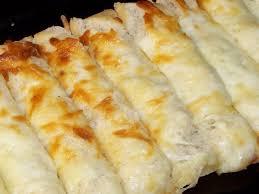 Quick Rise Cheesy Breadsticks