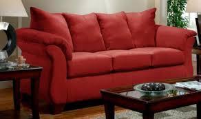 affordable furniture sensations red brick sofa. Amazon.com: Chelsea Home Furniture Armstrong Sofa, Sensations Red Brick: Kitchen \u0026 Dining Affordable Brick Sofa F