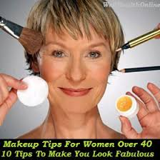makeup tips for women over 40 10 tips to make you look fabulous