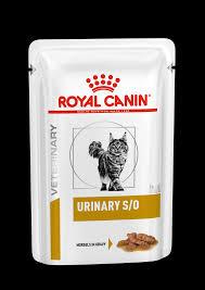 Urinary S/O (в соусе) Влажный корм - <b>Royal Canin</b>