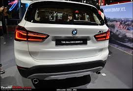 new car launches team bhpNext Gen BMW X1 Launched  Auto Expo 2016  TeamBHP