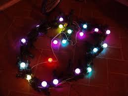Ping Pong Fairy Lights Cccp Christmas Color Change Ping Pong Lights Tis The