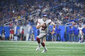 Ny Giants Qb Depth Chart Shurmur Giants Qb Depth Chart Still Unsettled Behind Eli
