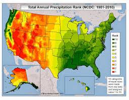 California Annual Rainfall Chart Us Average Annual Rainfall Map Rainfall Inspirational Map