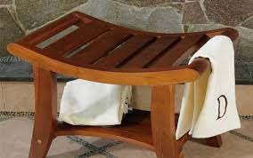 aqua fold corner teak magnificent seat bench down rated mounted for target mini quality shower top