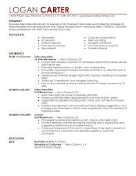 Creative Retail Jobs Retail Jobs Sales Associate Resume Sample For Buyer Manager My