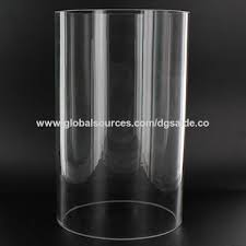 clear glass cylinder lamp shade china clear glass cylinder lamp shade