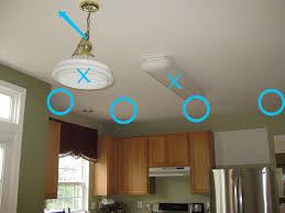 thinking about installing recessed lights remodelando casa kitchen spotlights lighting plan install small ideas ceiling light