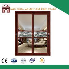 sliding door with double side easy clean nano coating pictures photos