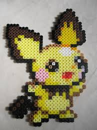 Pokemon Perler Patterns