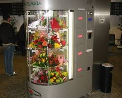 Flower Vending Machine For Sale Awesome Innovative Opportunities In NonTraditional Vending Services