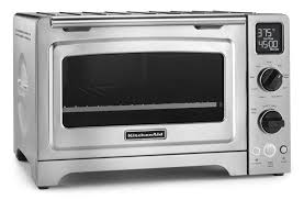 best convection kitchenaid 12 convection bake digital countertop oven