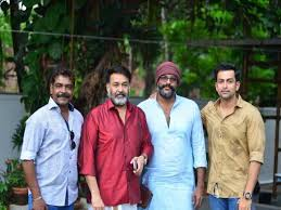 Resumed Interesting Lucifer' The Filming Of The Film Will Be Resumed When Mohanlal