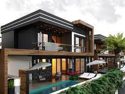 Özel Havuzlu Lüks 4+1 Müstakil Villalar | Kuşadası Konut Projeleri
